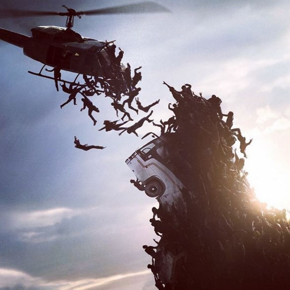 "J.A. Bayona's ""World War Z"" sequel hits theaters on June 9, 2017."