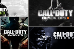 Call of Duty is a first-person shooter video game franchise.