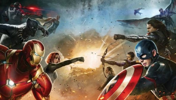 "Joe Russo and Anthony Russo's ""Captain America: Civil War"" is set to hit theaters on May 6, 2016."