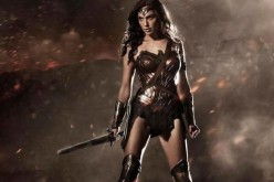 Gal Gadot is Dianna Prince/Wonder Woman in Zack Snyder's Batman V Superman: Dawn of Justice.