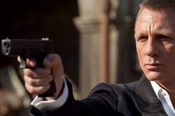 Daniel Craig reprises his role of James Bond in the latest Bond film