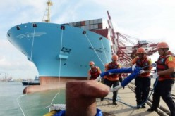 Maersk's terminal unit signed a memorandum of understanding with China's Qingdao Port Group last week for a joint investment in a new port terminal in Vado Ligure, Italy, which will open in 2018.