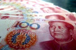 China hopes to make the yuan one of the currencies in the IMF's basket of currencies.
