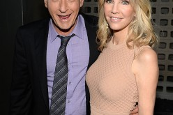 Actor Charlie Sheen was with actress Heather Locklear at the premiere of