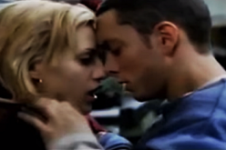 The late Brittany Murphy played Eminem's love interest in the 2002 film