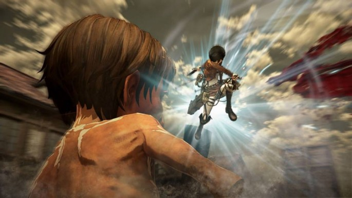 "Attack on Titan (Japanese: 進撃の巨人 Hepburn: Shingeki no Kyojin?, lit. ""Advancing Giants"") is a Japanese manga series written and illustrated by Hajime Isayama."