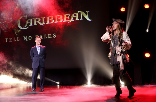 """Pirates of the Caribbean: Dead Men Tell No Tales"" will go back to the roots of its initial setting - the ghost pirates, mythical treasures and a resilient, forward leading lady."