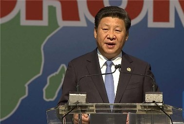 President Xi Jinping is one of the world leaders who signed the landmark global climate deal.