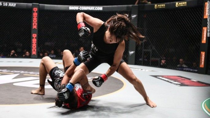 UNSTOPPABLE | Angele Lee battles Mei Yamaguchi at ONE: Ascent to Power