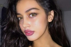 Seen here is Justin Bieber's rumoredly new crush Cindy Kimberly.