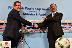 Alibaba E-Auto has an eight-year sponsorship deal for FIFA's Club World Cup. It was signed in 2015.
