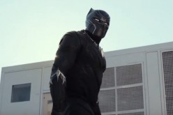 Chadwick Boseman plays the character of T'Challa/Black Panther in 2015's