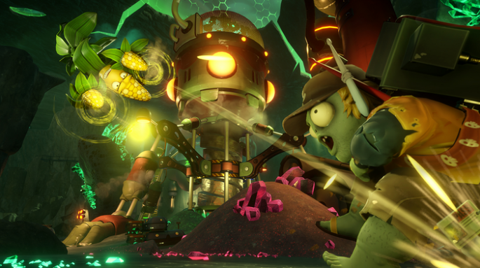 Plants Vs Zombies Garden Warfare 2 Update News Popca