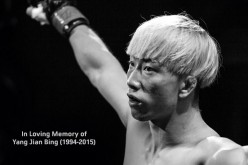 One Championship honored Yang Jianping after he died.