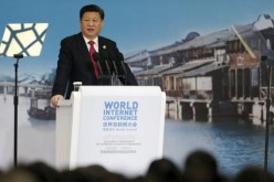 China holds second World Internet Conference with President Xi Jinping as its speaker for the opening ceremony.