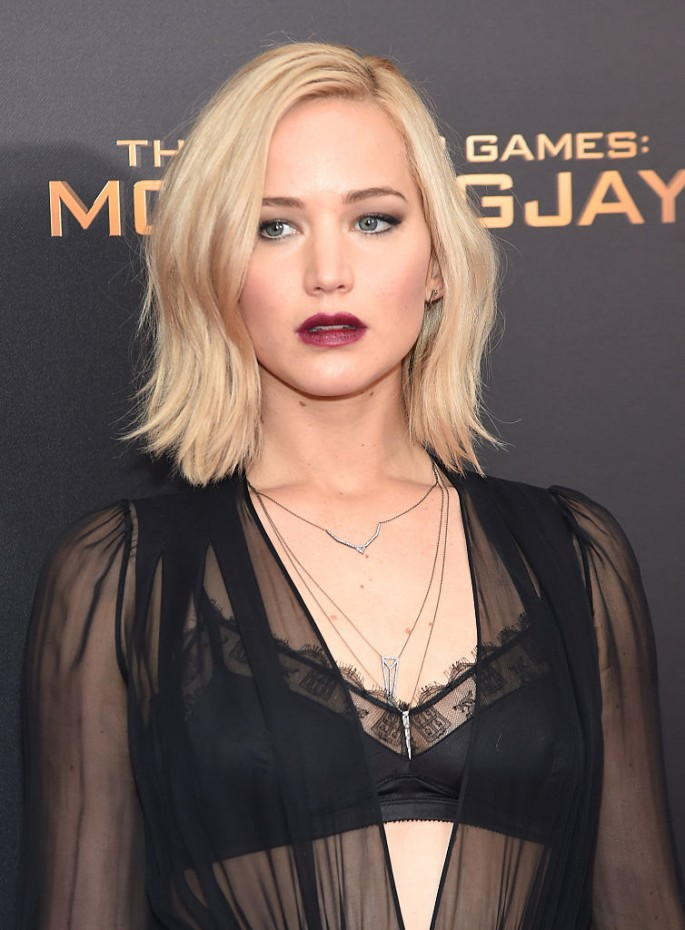 The Hunger Games: Mockingjay- Part 2' New York Premiere