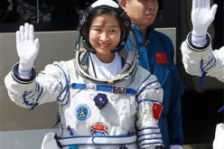 In June 2012, China sent off its first female astronaut Liu Yang into space when it launched Shenzhou 9 to dock with its prototype space lab.