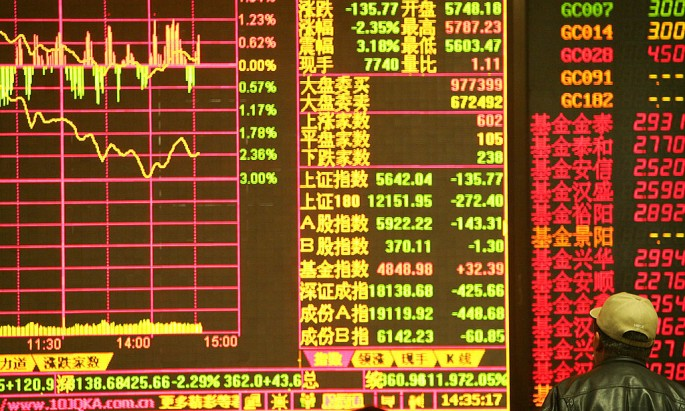 Chinese traders opened the new year in a muted tone after a week-long vacation.