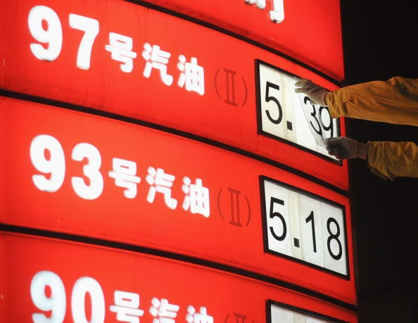 China has begun implementing a new system to control and prevent further lowering of oil prices.