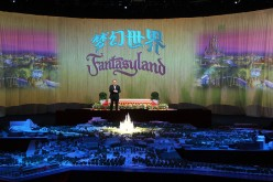 Shanghai Disney Resort Unveils Six Themed Parks On Wednesday