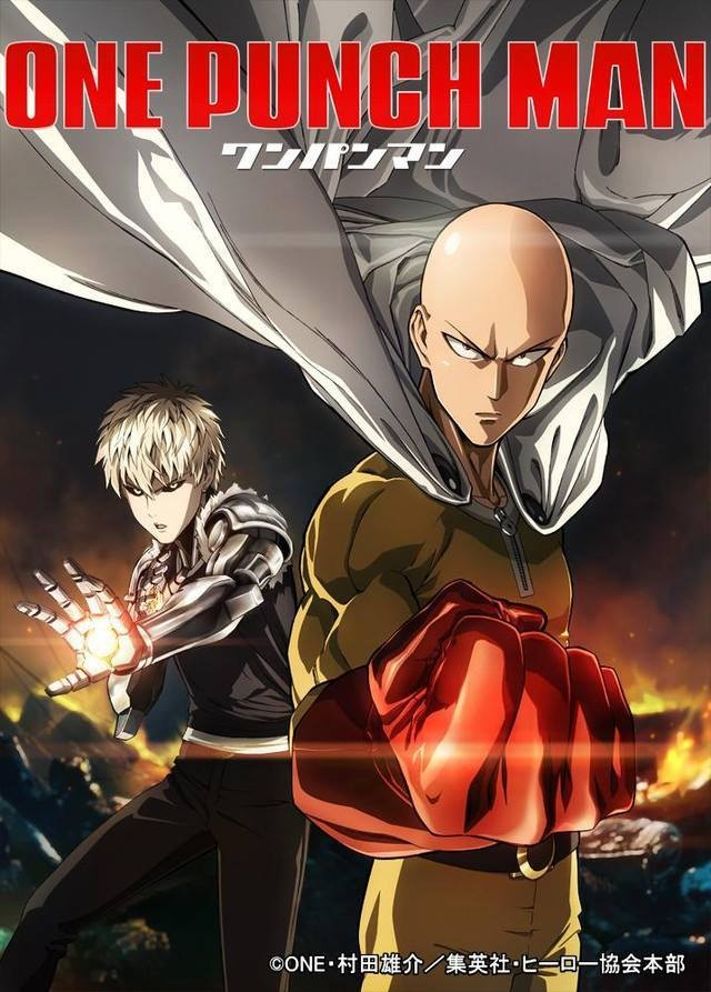 One Punch Man is an anime TV series produced by Madhouse based from a Japanese webcomic created by One.