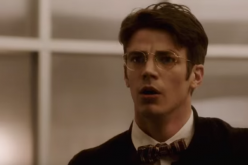 Grant Gustin plays Barry Allen/The Flash in The CW series