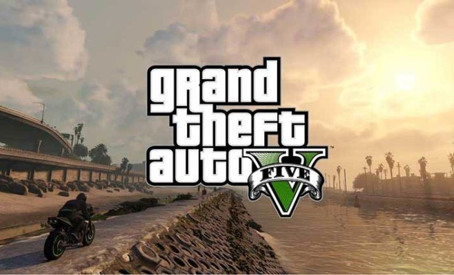 """GTA V"" is a video game developed by multinational video game developer and publisher Rockstar Games."