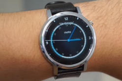 Google declared last week that it was launching an update to Android Wear, and this week, it featured the update in Moto 360 2.