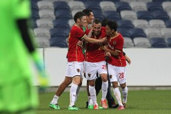 Tuesday's victory sealed Shanghai's fate in their AFC Champions League debut.