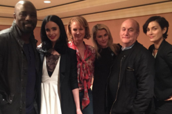 "With Jeph Loeb as one of her co-executive producers, Melissa Rosenberg created ""Marvel's Jessica Jones,"" which stars Mike Colter, Krysten Ritter, Rachael Taylor and Carrie-Ann Moss, among others."