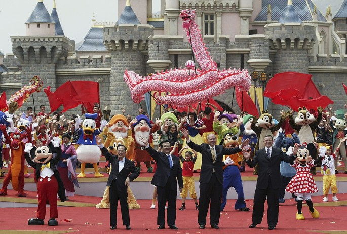 hong kong disneyland strategic management Lcq6: management of hk disneyland we also set up a steering committee on the implementation of hong kong disneyland under the chairmanship of.