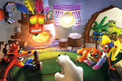 Crash Bandicoot is platform video game franchise originally developed by Naughty Dog for Sony Computer Entertainment.