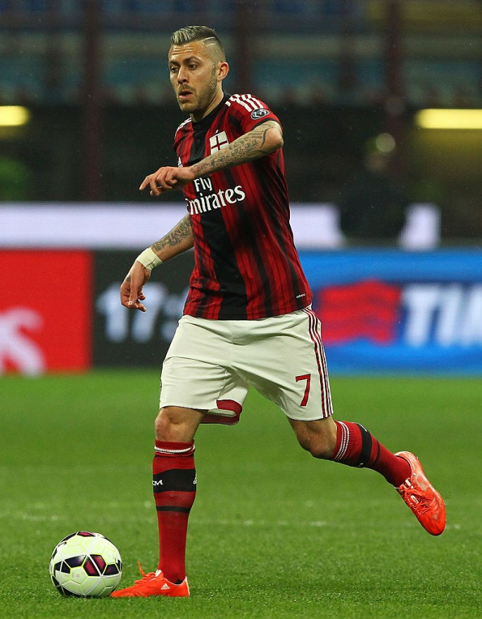 578548fbb Football Transfer Rumors  AC Milan Forward Jeremy Menez
