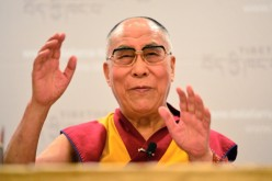 The Dalai Lama was invited to attend a human rights function with the United Nations.