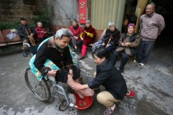 China is intensifying its efforts to establish a support system for people with extreme difficulties.