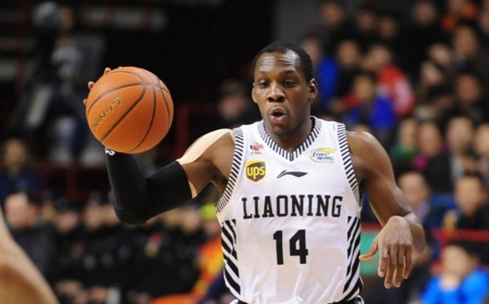 Liaoning Flying Leopards Lester Hudson.