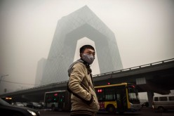 Reports said that Chinese are exposed to high concentrations of hazardous PM2.5.