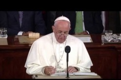 Pope Francis calls for abolition of death penalty throughout the world.