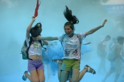 Color Run In Shangsha