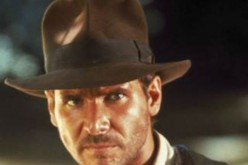 Harrison Ford played the lead role of Indiana Jones in