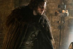 Kit Harington plays the character of Jon Snow in HBO's