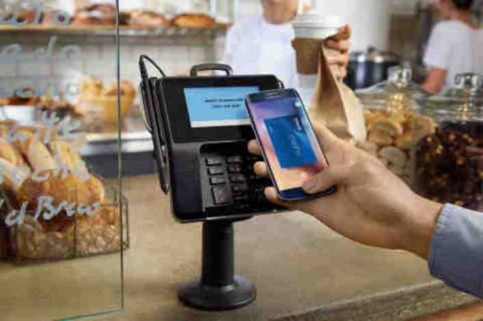 Samsung will launch its mobile payment app Samsung Pay in China this month. The app can be used with POS terminals for payment or cash withdrawal from automated teller machines.
