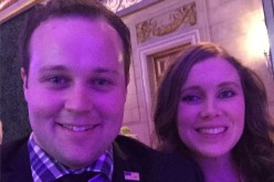 Josh Duggar and Anna Duggar from