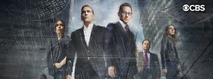 "The cast of ""Person of Interest"""