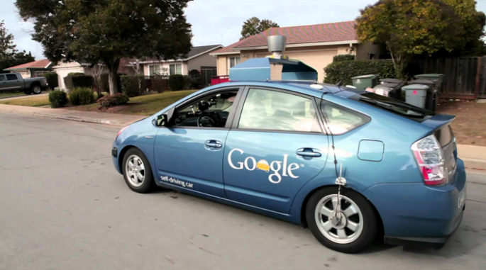 Google is yet to release one of its most futuristic products to the masses - self driving cars.