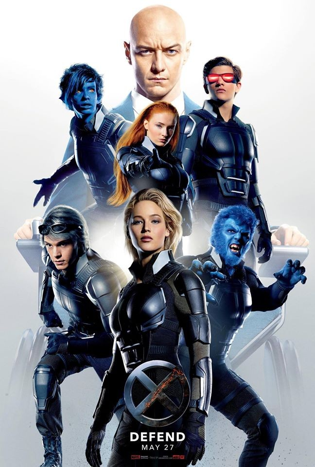 X-Men: Apocalypse is the ninth installment of the X-Men film franchise directed by Bryan Singer and stars James McAvoy, Michael Fassbender and Jennifer Lawrence.