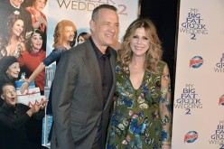 Tom Hanks and Rita Wilson attend 'My Big Fat Greek Wedding 2' New York Premiere at AMC Loews Lincoln Square 13 theater on March 15, 2016 in New York City.