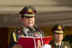 Thai Military Parades on Armed Forces Day