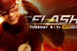 Grant Gustin stars as Barry Allen in the hit superhero TV show,