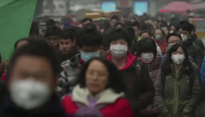 "Wearing a face mask in China seems to be no longer an option but a must. Dr. Gonzalez said in an interview that pollution ""drains nutrients"" and can be a contributing factor to cancer."
